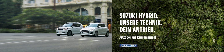 Suzuki Hybrid Bild